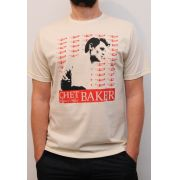 Camiseta Chet Baker Masculina