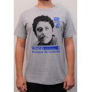 Camiseta Chico Buarque Masculina