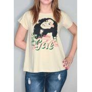 Camiseta Gal Costa Feminina