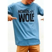 Camiseta Howlin Wolf Masculina