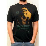 """Camiseta Lee """"Scratch"""" Perry Masculina"""