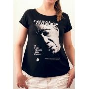 Camiseta Nelson Cavaquinho Feminina