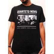 Camiseta Quarteto Novo Masculina