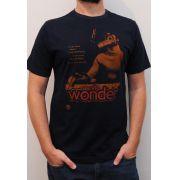 Camiseta Stevie Wonder Masculina
