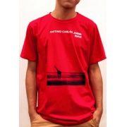 Camiseta Tom Jobim Wave Masculina