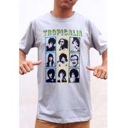 Camiseta Tropicália Masculina