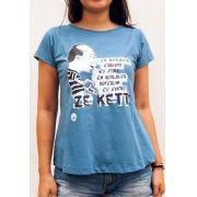 Camiseta Zé Ketti Feminina