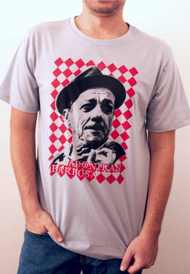 Camiseta Adoniran Barbosa Masculina