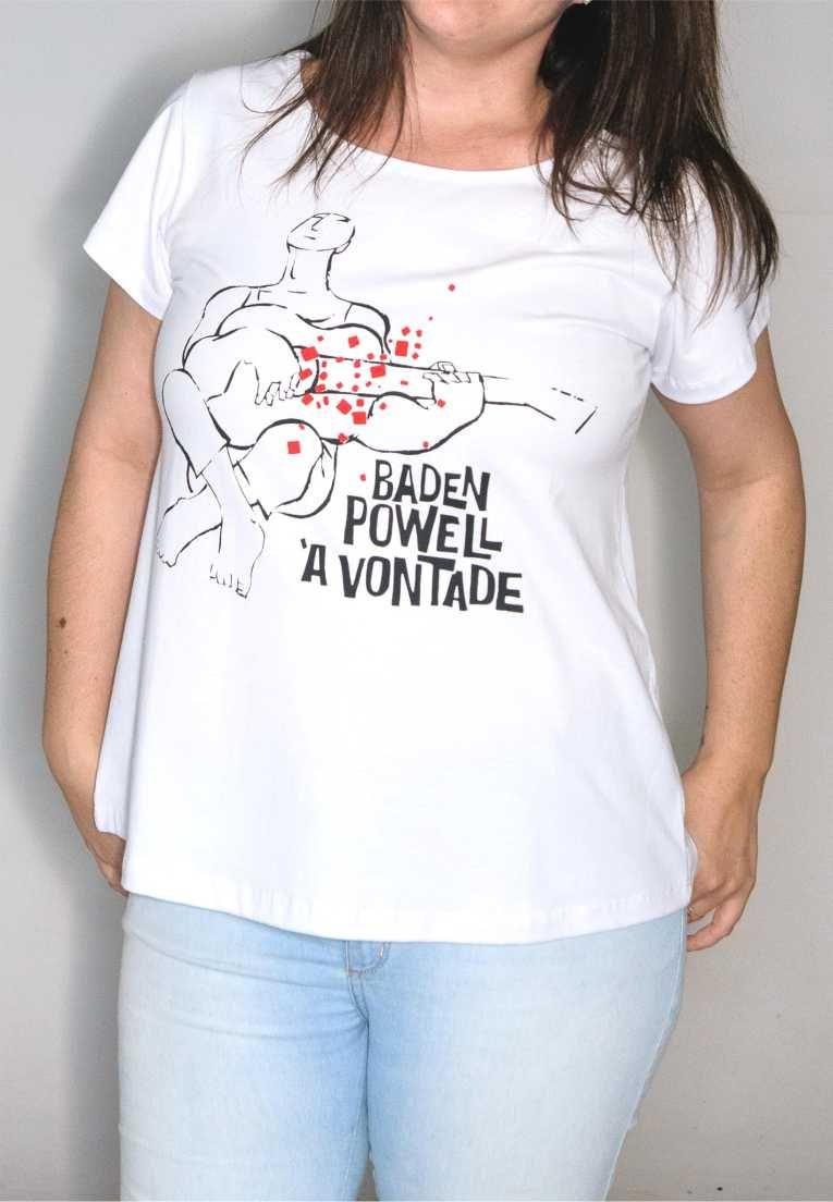 Camiseta Baden Powell - À vontade Feminina