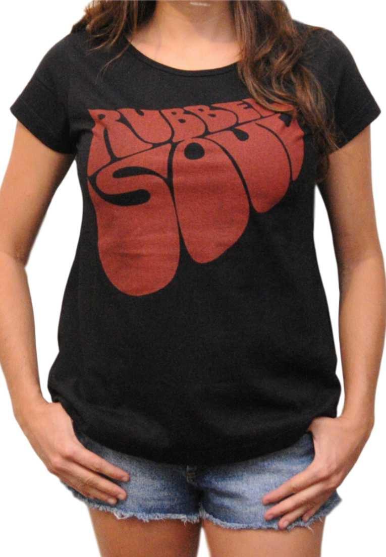Camiseta Beatles Feminina