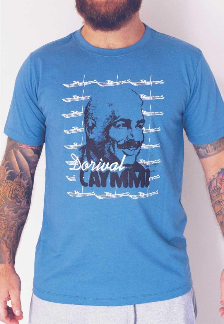 Camiseta Dorival Caymmi Feminina