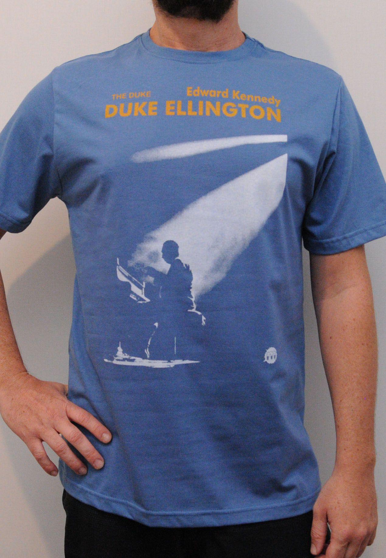 Camiseta Duke Ellington Masculina