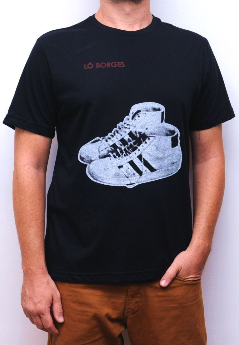 Camiseta Lô Borges Masculina