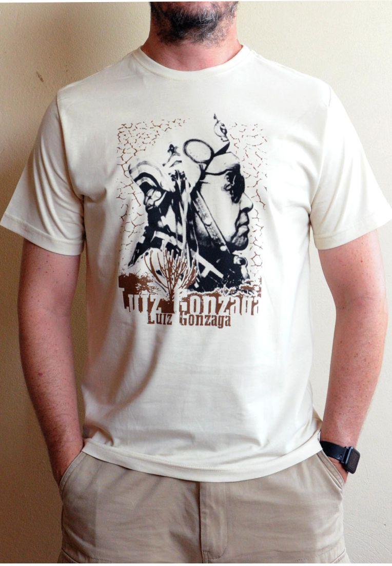 Camiseta Luiz Gonzaga Feminina