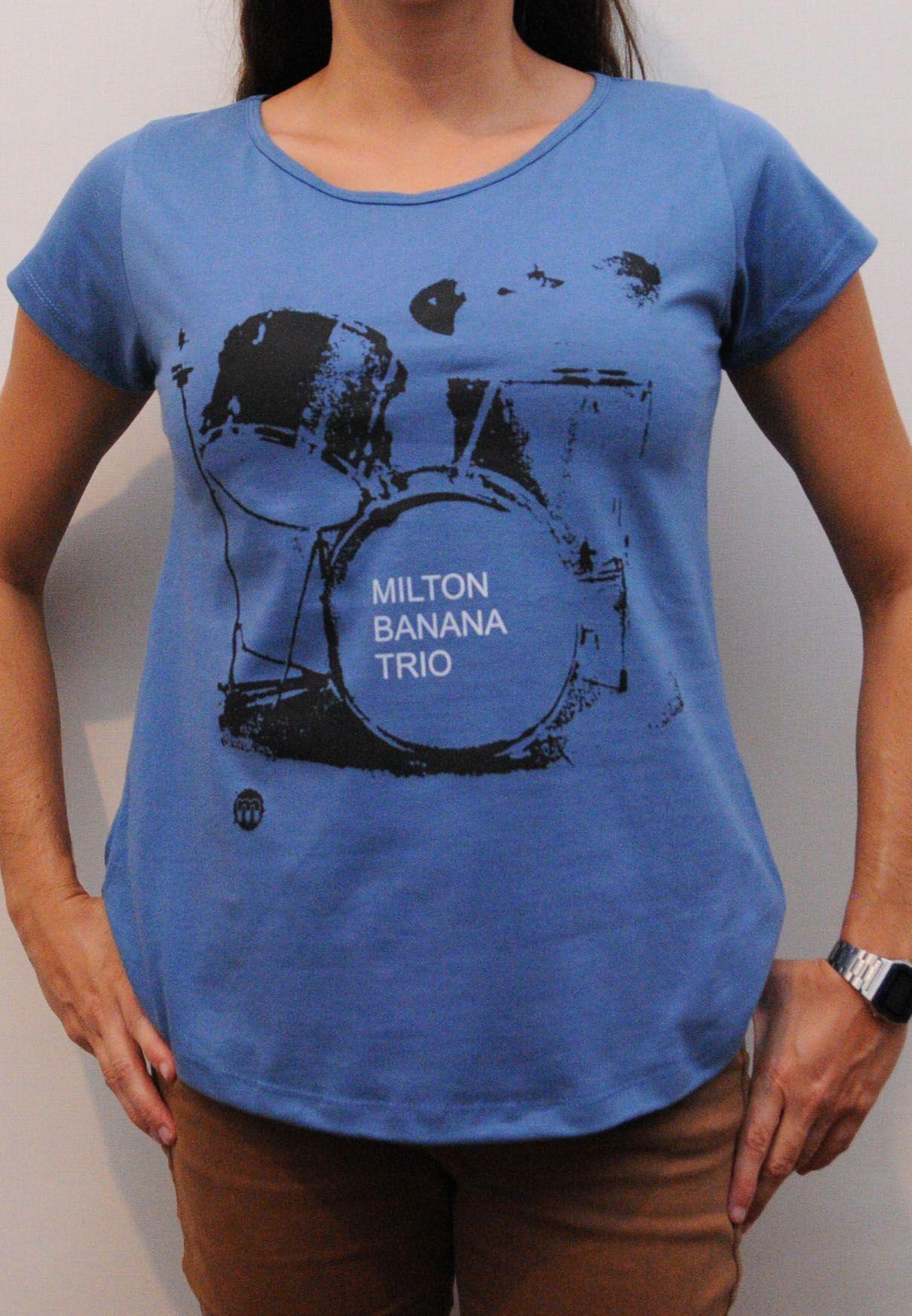 Camiseta Milton Banana Feminina