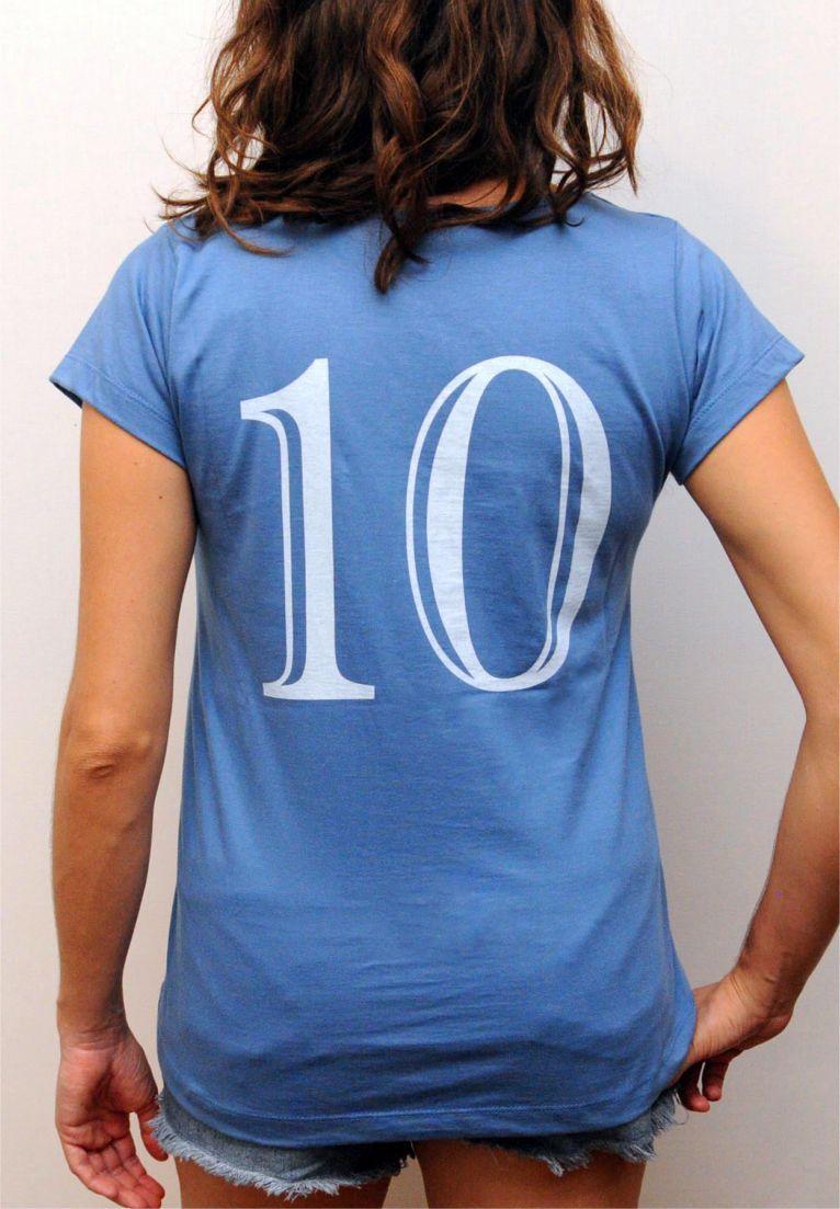 Camiseta Novos Baianos Feminina