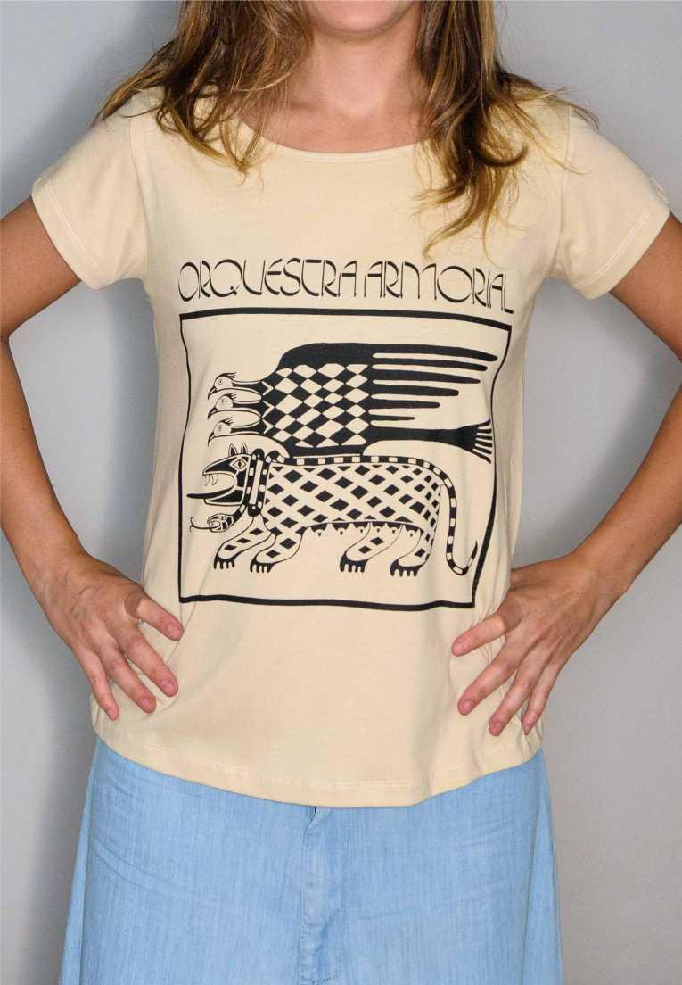 Camiseta Orquestra Armorial Masculina