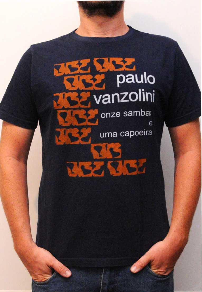 Camiseta Paulo Vanzolini Feminina