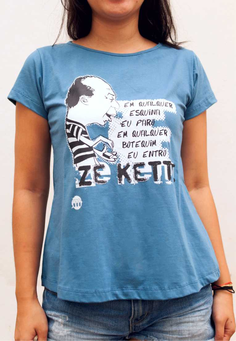 Camiseta Zé Ketti Masculina