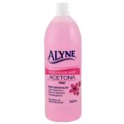 ACETONA ALYNE PINK 500ML