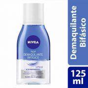 DEMAQUILANTE BIFÁSICO NIVEA - 125 ML