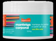 MANTEIGA CORPORAL  300G  - CORPO DOURADO