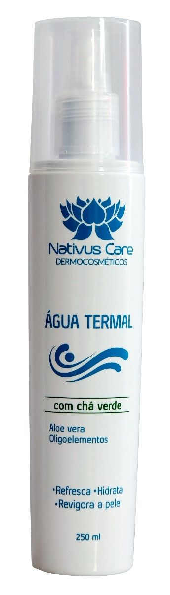 ÁGUA TERMAL NATIVUS CARE 250 ML  - Misstética
