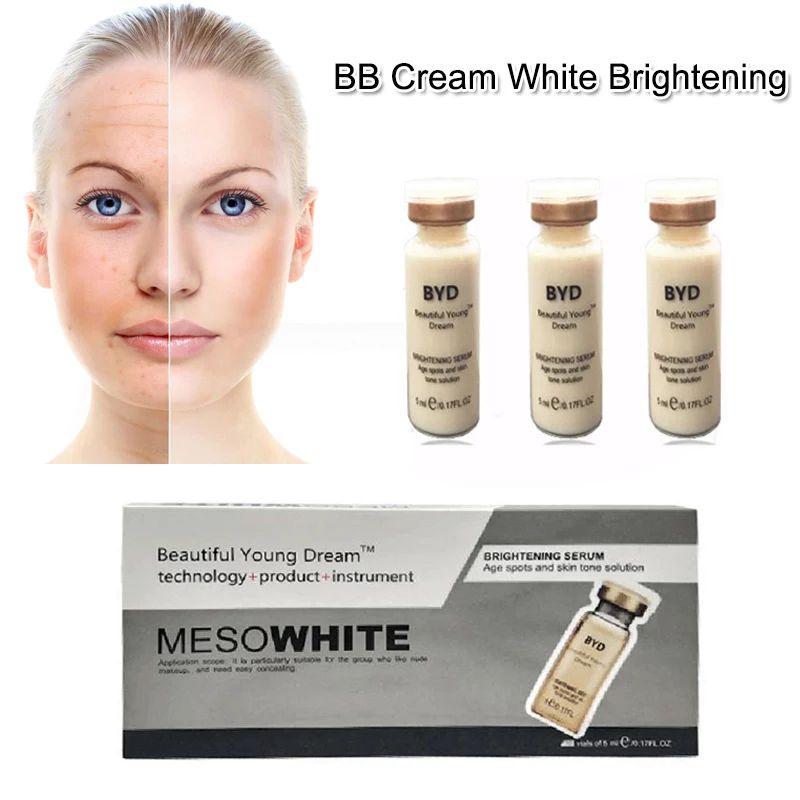 BB GLOW MESO WHITE - 1 AMPOLA DE 5ML  - Misstética