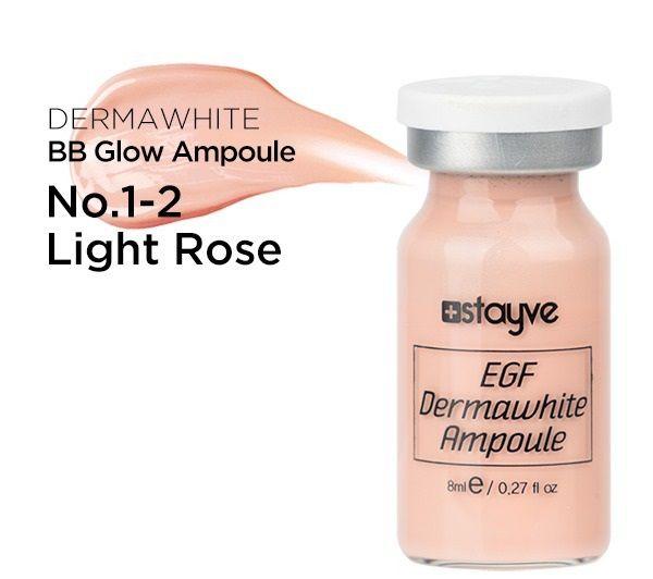 BB GLOW STARTER STAYVE  - COR LIGHT ROSE (1 AMPOLA / COM ANVISA)  - Misstética