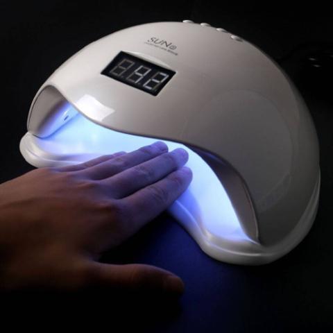 CABINE DE UV LED SUN 5 - DIGITAL SENSOR (48W)  - Misstética