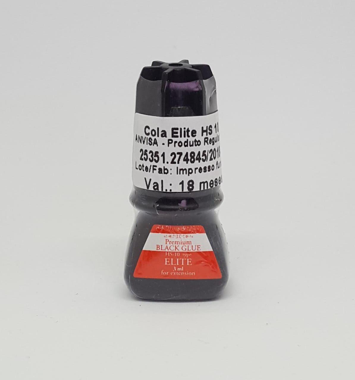 COLA ELITE GLUE HS 10 - 3 ML  - Misstética