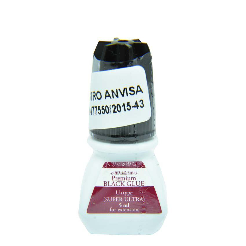 COLA SUPER ULTRA BLACK GLUE PREMIUM - 5ML  - Misstética