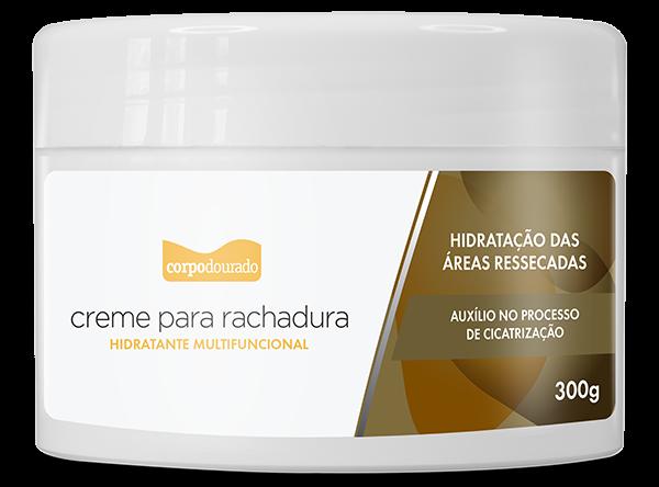 CREME PARA RACHADURA 300G  - CORPO DOURADO  - Misstética