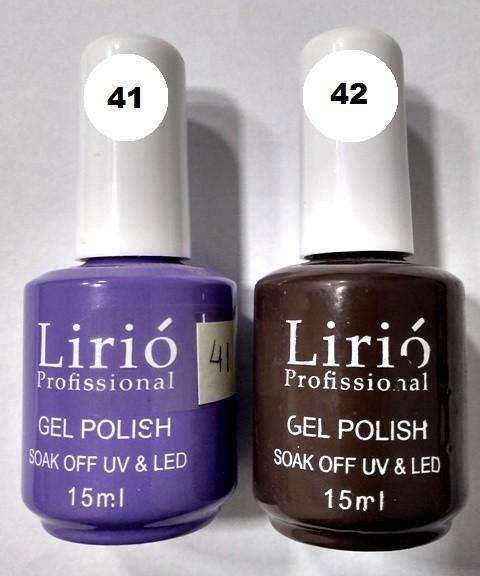 ESMALTE EM GEL UV/LED LIRIÓ - 15ML  - Misstética