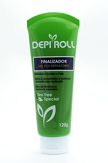 FINALIZADOR GEL PÓS DEPILATÓRIO - DEPI ROLL (120G)  - Misstética
