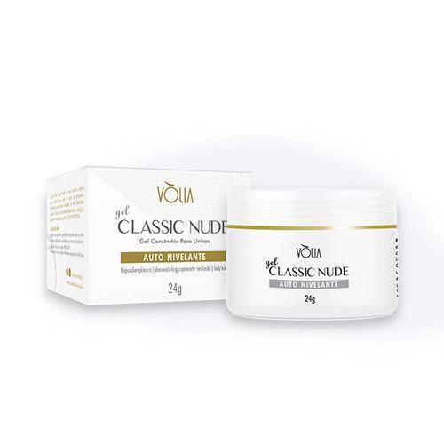 GEL CLASSIC NUDE - VÓLIA (24G)  - Misstética