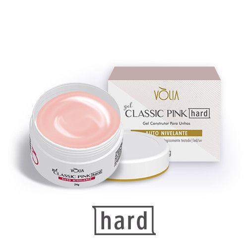 GEL CLASSIC PINK HARD - VÓLIA (24G)  - Misstética