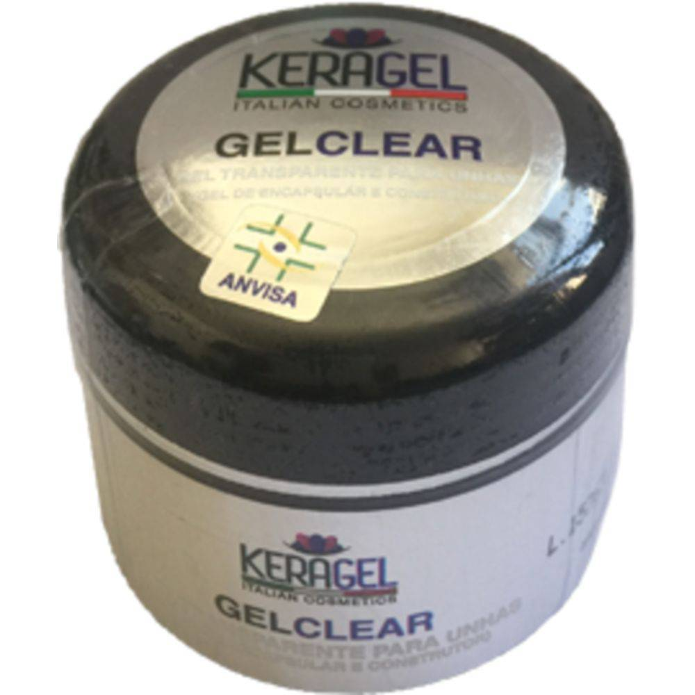 GEL CLEAR KERAGEL 15G -  PROMOÇÃO  - Misstética