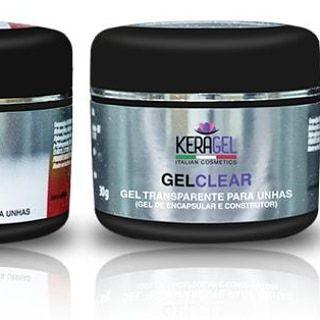 GEL CLEAR KERAGEL 30G - PROMOÇÃO  - Misstética