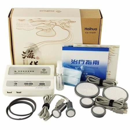 HAIHUA CD-9 USB 220V TERAPY ACUPUNTURA  - Misstética