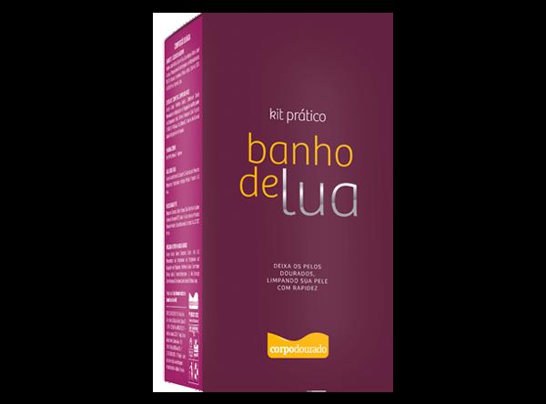KIT BANHO DE LUA -  CORPO DOURADO   - Misstética