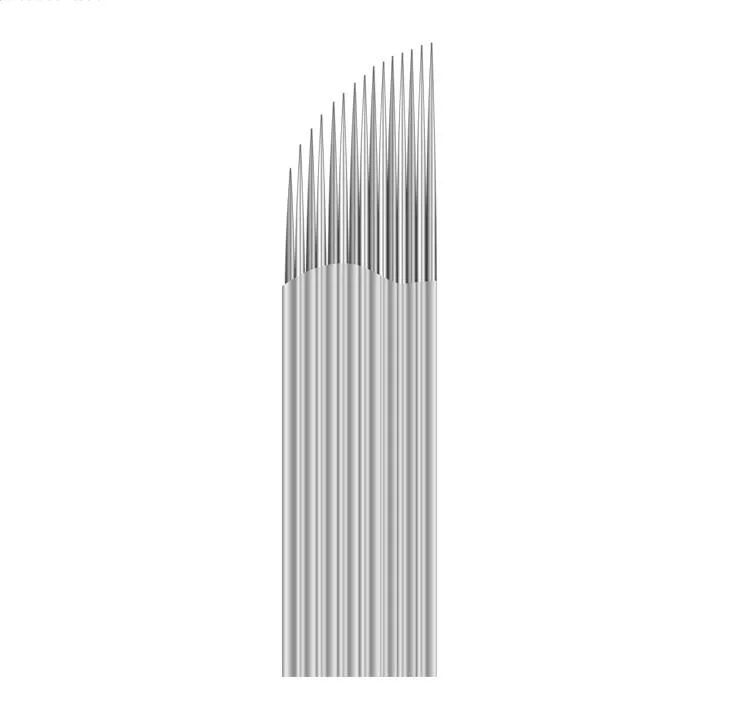LÂMINA 15 PONTAS TRIDIMENSIONAL - DOUBLE HARD 3D  - Misstética