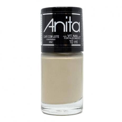 LINHA ANITA - CAFÉ COM LEITE 10ML  - Misstética