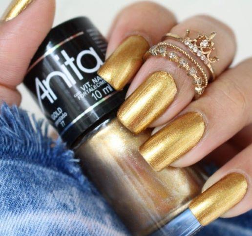 LINHA ANITA - GOLD 10ML  - Misstética