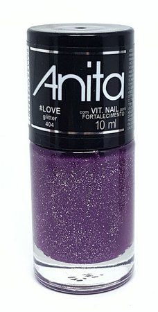 LINHA ANITA - #LOVE GLITTER 10ML  - Misstética