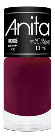 LINHA ANITA - ROUGE CREMOSO 10ML  - Misstética