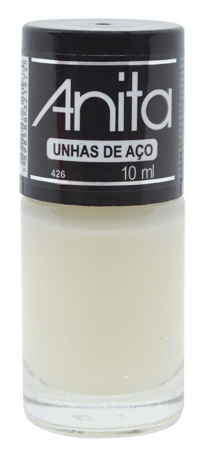 LINHA ANITA - UNHAS DE AÇO 10ML  - Misstética