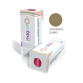 MAG COLOR CASTANHO CLARO - 15ML  - Misstética