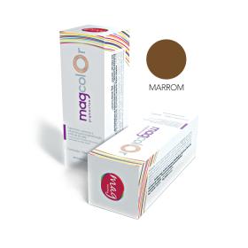 MAG COLOR MARROM - 15ML  - Misstética