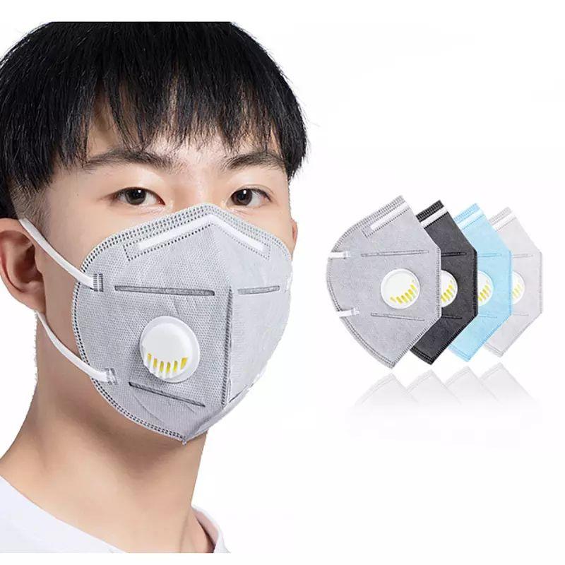 MÁSCARA N95 PM2.5 PARA PROTEÇÃO (CORES VARIADAS) - UNIDADE  - MISSTÉTICA
